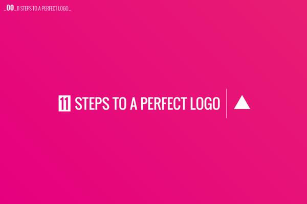 11 Steps to a Perfect Logo Design