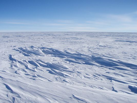 Antarctica records unofficial coldest temperature ever
