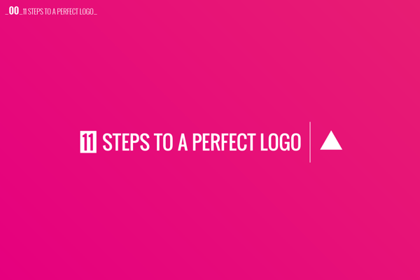 11 Steps to a Perfect Logo Design